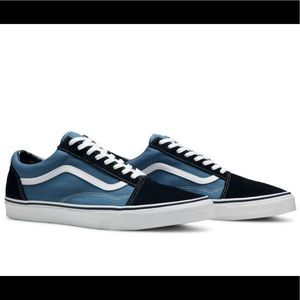 Old Skool Navy Blue Vans